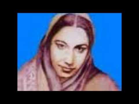 Zohra Bai - CHHOTE SE BALMA MORAY AANGNA MAIN.wmv