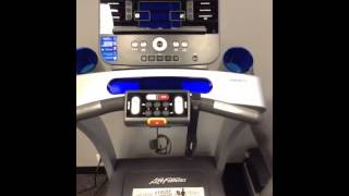 T5 Treadmill from LifeFitness