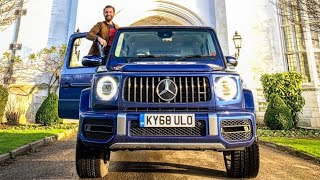 NEW Mercedes G63 AMG - Hunting For Concorde Parts