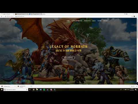 Legacy of Norrath Installation - YouTube