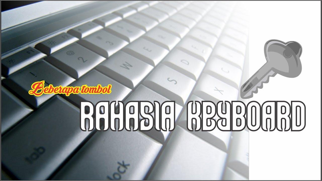 Hasil gambar untuk rahasia dibalik keyboard laptop