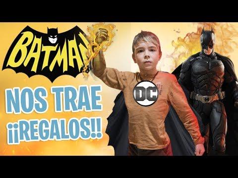 Nuestros REGALOS SORPRESA De #BATMAN // Figuras De Acción #DC  #Imaginext Y #Mattel