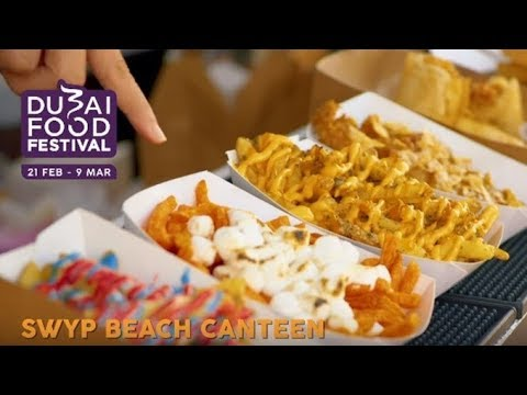 Dubai Food Festival  is back from 21 Feb  – 9 March