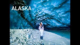 ALASKA WINTER 2021 Аляска зимой
