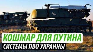 Кошмар для Путина. Системы ПВО Украины