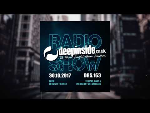 DEEPINSIDE RADIO SHOW 163 (Rhemi Artists of the week)