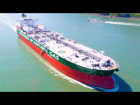 Top 10 Big Crude Oil Tanker Ships