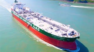 Top 10 Big Crude Oil Tanker Ships