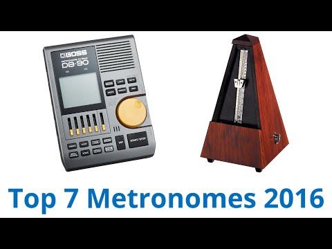7 Best Metronomes 2016