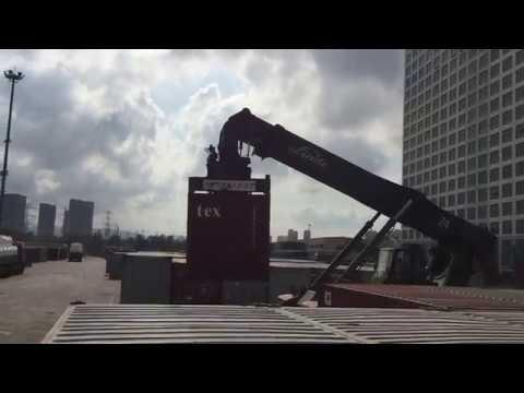 Sodium CMC loading video in Qingdao port
