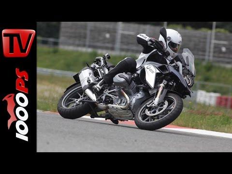 2015 BMW R 1200 GS Test | Reiseenduro Vergleich