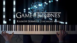 Ramin Djawadi  The Night King (Game of Thrones S8) Full Piano Cover