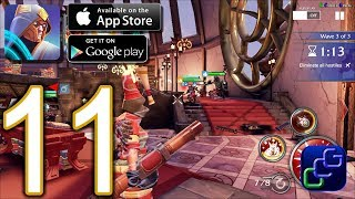 Forge Fantasy Android iOS Walkthrough - Part 11 - R5 R6 (Hard)