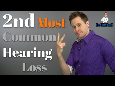 Conductive Hearing Loss | Second Most Common Type Of Hearing Loss