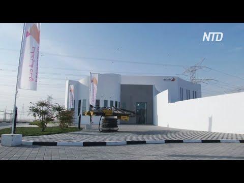 Дубай планирует стать центром 3D-печати зданий