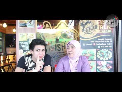 KMGP 2 oleh Helvy Penulis dan Masaji di Fish Talk Batam