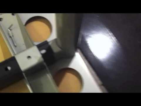 Ikea effektiv desk assembly youtube