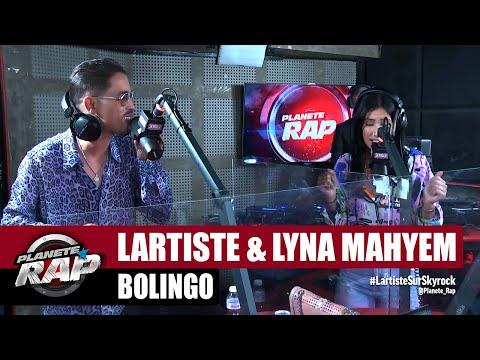 Youtube: Lartiste«Bolingo» ft Lyna Mahyem #PlanèteRap