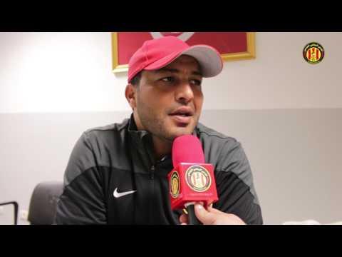 EST-ESZ (2-0): Déclaration d'après-match de Mouine Chaabani