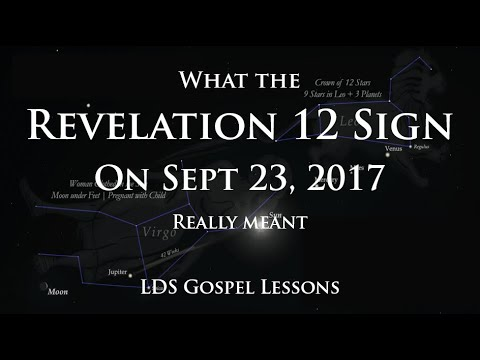 Download Revelation 12 Sign on September 23, 2017 is NOT what we thought (you will be blown away at 17:00)