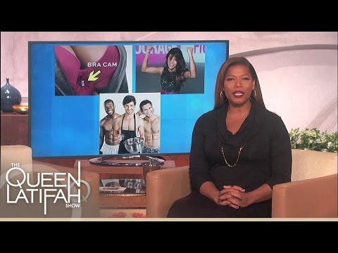 Daily Beats: #FightLikeAGirl | The Queen Latifah Show