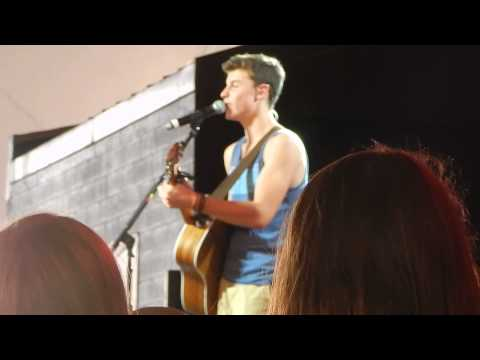 Shawn Mendes- Bring It Back- Baltimore, MD- 8/19/14