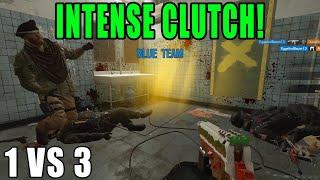INTENSE CLUTCH! - Rainbow Six Siege Gameplay