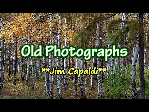 Old Photographs - Jim Capaldi (KARAOKE)
