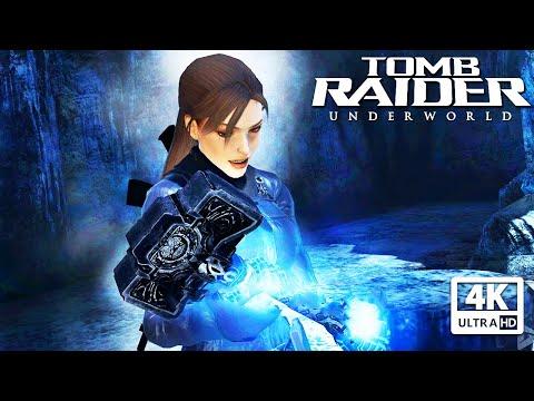 Lara Finds THOR'S HAMMER and Destroys Everyone (Tomb Raider: Underworld) 4K 60FPS Ultra HD |