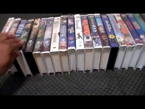 My Warner Bros Family Entertainment VHS Colletion Part One