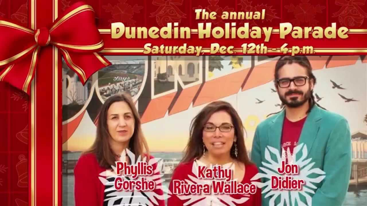 Dunedin Holiday Parade and Old Fashioned Christmas - Saturday, Dec ...