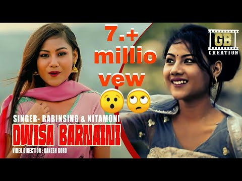 Dwisa barnaini new latest Bodo video song 2018///#GB CREATION// /don't copy right //plz like & subsc thumbnail