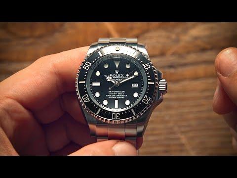 Watchfinder & Co. Determines the Ultimate Waterproof Rolex Watch