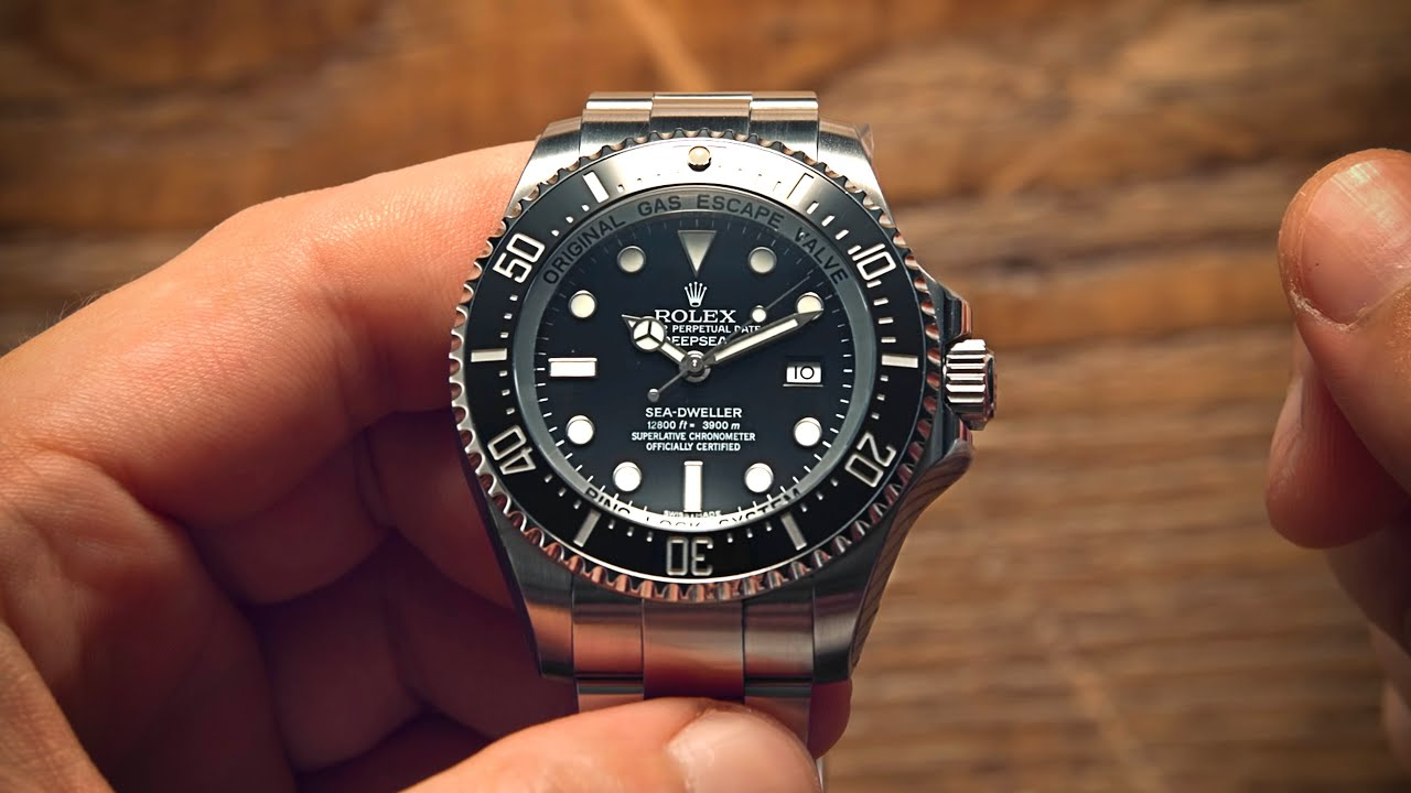 Rolex Submariner vs Sea,Dweller vs Deepsea