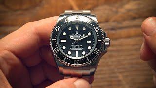 Rolex Submariner vs Sea-Dweller vs Deepsea | Watchfinder & Co.