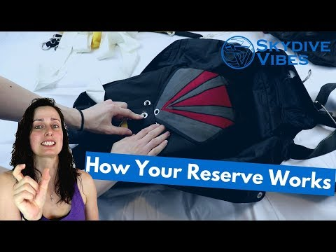Skydiving Gear - What's Inside A Skydiving Rig?
