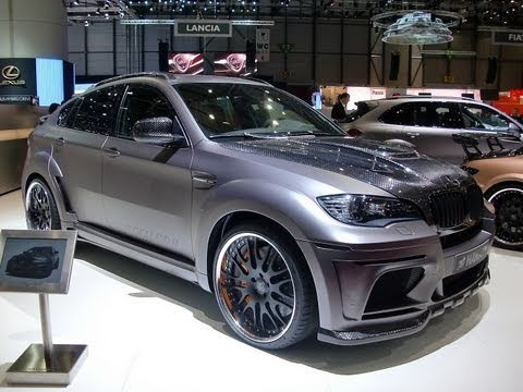 Bmw X6 Tycoon Evo M By Hamann Youtube