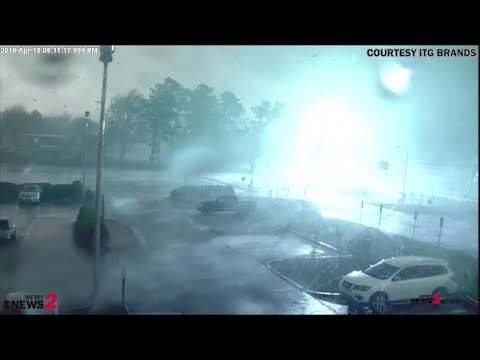 'We Survived': A Look Back At The Devastating Greensboro Tornado