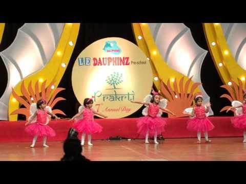 Yai Yai Yai Iam Your Little Butterfly Song Dance by Playgroup @ LeDauphinz