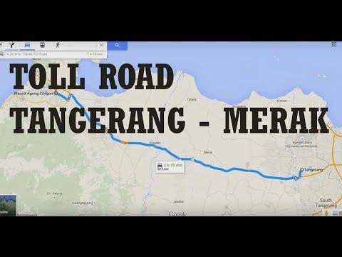 Tangerang–Merak Toll Road