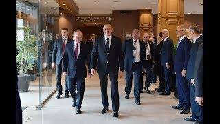 Prezidentlərin Soçi görüşü