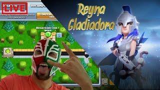Llegó la Reyna Gladiadora TODOS los detalles aquí   Clash of Clans
