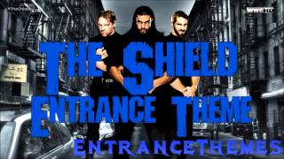 WWE The Shield 1st Entrance Theme Song