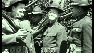 Laurel & Hardy   Join  the army