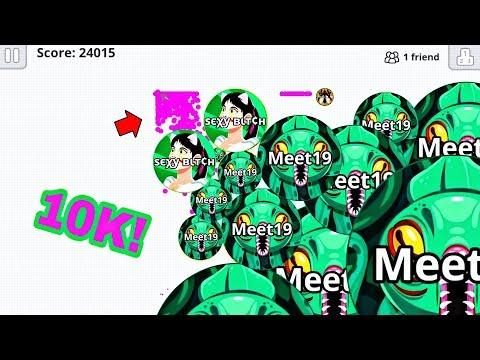 10,000 Tricks in Agar.io! (Agar.io Mobile Gameplay!) thumbnail