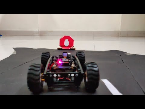 Obstacle avoidance using PlutoX Rover - Hackster io