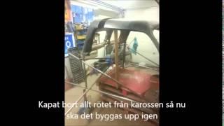 Volvo Duett A-traktor projekt! DEL 1