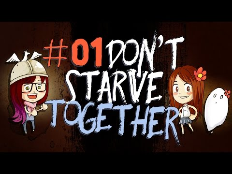 #01 ★ Honey & Tyraphine | DON'T STARVE TOGETHER