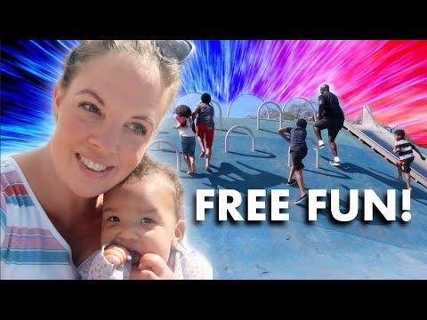 FREE FAMILY FUN in San Diego!