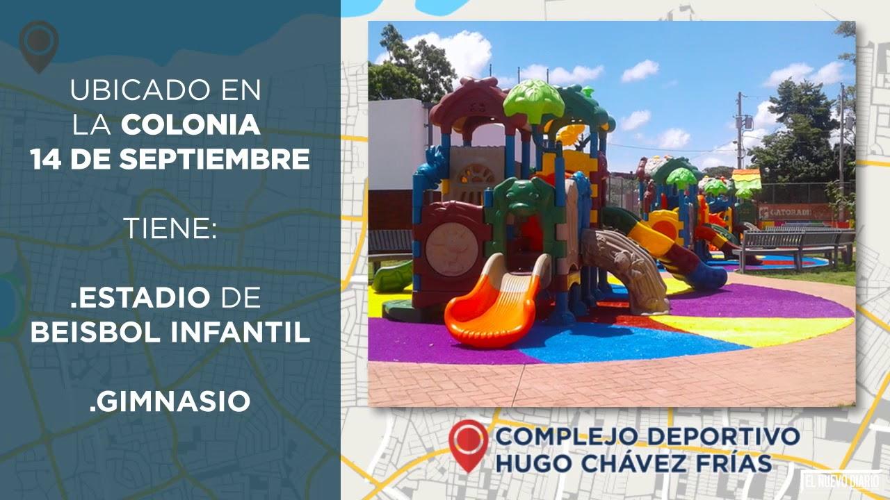 Los Nuevos Parques De Managua Youtube